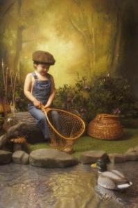 fotografia para niños desde los 8 meses hasta los 11 años