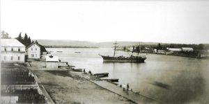 costanera Valdivia 1860